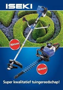 Tuinmachines Timmermans Iseki grasmaaiers grasmachines onderhoud reparatie herstelling
